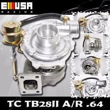 For Nissan 240SX S13SR20DET TB28II turbo charger T25 flange .42 A/R Turbocharger