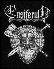 Ensiferum Woven Patch E010P Wintersun Amon Amarth Sabaton