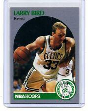 LARRY BIRD - BOSTON CELTICS - 1990 NBA HOOPS - CARD #39 - FREE SHIPPING