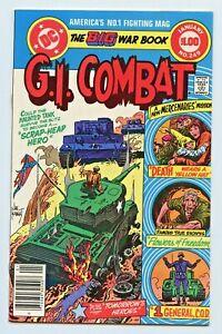 DC COMICS GI COMBAT 5 BOOK RUN  ISSUE'S #249 #250 #251 #252 #253 HAUNTED TANK