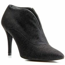 Leather Party Booties for Women