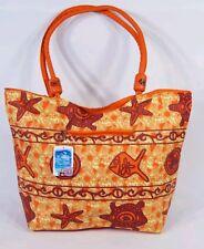 Star Harbor Brand Tropical Fish Starfish Beach Bag/Tote NWT Retail $24.99