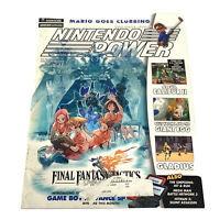 Nintendo Power Magazine Volume 171 Final Fantasy + Gladius Poster N64 Gamecube