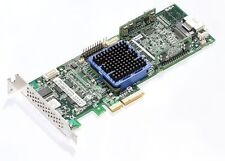 NEW ADAPTEC ASR-3405/128MB SAS SATA RAID PCIe LP