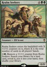 Realm Seekers (Entdecker der Reiche) Commander 2016 Magic