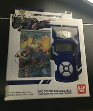 Digimon Xros Wars Fusion Loader Blue Digivice English Version + Screen Protector