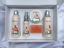 L'OCCITANE 5 Piece SET INC 4 HAIR TREATMENTS PLUS SOAP IN GIFT BOX RRP £40