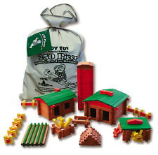Roy Toy 250 pc. Deluxe Farm Building Set, item #20142