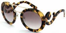 Neues AngebotPrada Damen Sonnenbrille SPR13S 7S0-0A7 54mm havana braun gold rund H
