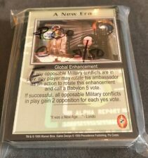 Babylon 5 CCG Psi Corps Common Card Set