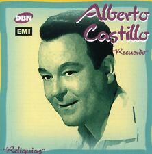 Alberto Castillo - Recuerdo [New CD]