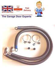 "2 x Garador Catnic Westland Mk3C Springs Pulleys 36"" Long, Cables, Roller Wheels"