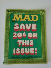 Mad Magazine Lot of 5 Years 81-89