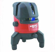 Hilti Laser-Füllstandmessung Hilti Ebene PM4-M Lasermarkierung PM4-M-Ebene