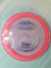 New, Innova Disc Golf Pink Champion Tern Distance Driver [12, 6, -2, 2], 170g