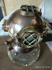 Vintage Nautical Collectible Antique Mark V Sea Diving Helmet Replica Gift decor