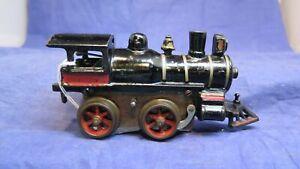 IVES Early Prewar O Gauge 17 Cast Iron Clockwork Steam Locomotive! 1905-07! CT