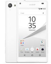 Sony  Xperia Z5 E6553 (aktuellstes Modell) - 32GB - Weiß (Ohne Simlock) Smartphone