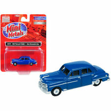 Classic Metal Works HO Scale 1950 Plymouth Sedan Blue 30574 MWI30574