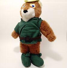 "Robin Hood Fox Plush Disney Movie 14"" Designed For Sears Stuffed Animal Vintage"