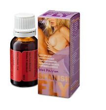 Spanish Fly Hot Passion Extra Stark Aphrodisiaka Liebestropfen Unisex Drops