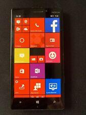 Smartphone Nokia Lumia 930 Mobile Phone Handy Schwarz OHNE Ladekabel Gebraucht