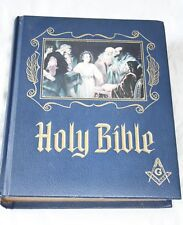 Masonic Altar Bible witha set of Bible Markers ( Free Delivery)