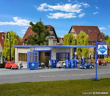 Kibri 45156 H0 ARAL-Tankstelle Bausatz Neuware