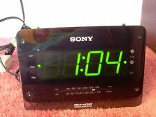 SONY DREAM MACHINE AM/FM ALARM CLOCK RADIO ICF-C414