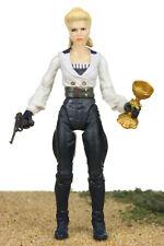 "Indiana Jones Last Crusade Dr Elsa Schneider 3.75"" Action Figure Hasbro 2008"
