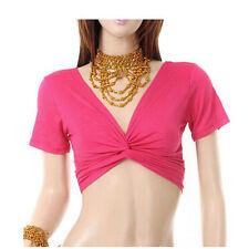 Rami Dance Lace Belly  Dancewear Dancing Blouse Choli Costumes Bra Tops