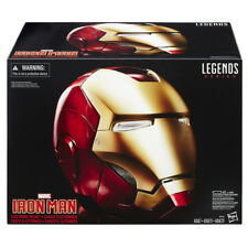 NEW Marvel Legends Iron Man Electronic Helmet Full Scale Adult Replica FREE SHIP