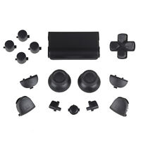Sony PS4 Playstation 4 Full Button Set - Black