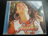 GOAPELE   -    EVEN  CLOSER  ,     CD  2002 ,    FUNK  , SOUL , R´n`B,   HIP HOP