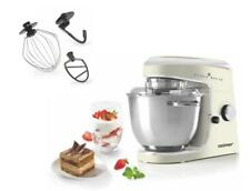! NEUF Zelmer ZFP1100C Planetary Food Mixer Kitchen Master machine Crème Silencieux