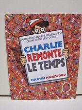 Charlie Remonte Le Temps / Ski Time Charlie by Martin Handford