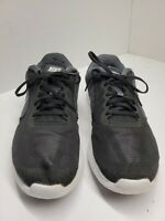 Nike Revolution 3 Running Shoes Men Size 11 Black Athletic Shoes 819300-001