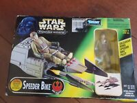 Star Wars Expanded Universe; Speeder Bike 1997 Kenner   0076281697727