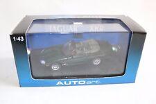 Auto art Autoart 53701 Jaguar XKR Green perfect mint in box 1:43 OVP Scarce