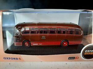 Oxford Weymann Neath & Cardiff Diecast Model Bus 1:76