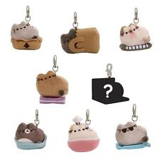 Gund 4059266EU Pusheen the Cat Surprise Plush Keyring Series 3 Places Cats Sit