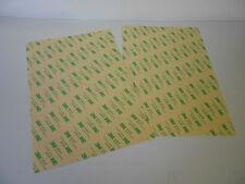 1 Bogen 3M 468MP doppelseitiges Klebeband Transferklebeband 245mm x 245mm Tape