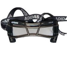 Adidas Women's Eqt Oqular Lacrosse Lax Goggles Ap7111 Black Osfa Field Hockey