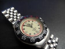 TAG Heuer Formula 1 Luminous Dial WA1211 Mid Size 35 mm F1 Quartz 200m