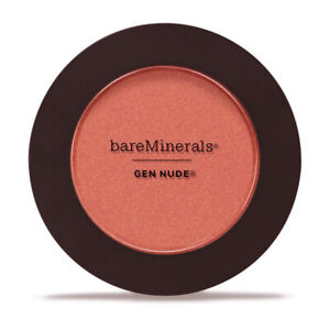 bareMinerals Gen Nude Powder Blush - Color: Peachy Keen - Boxed