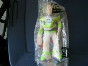 Disney Toy Story Buzz Lightyear Burger King PALA Collectible New 1995