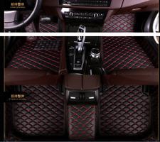 For BMW 1 Series-118i 120i 125i 130i 135i 2007-2018  Handmade Car floor Mats