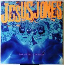 "The Devil You Know 12""  by Jesus Jones"