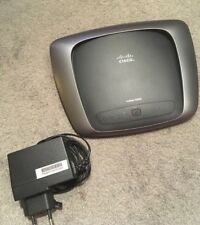 Router Linksys Cisco X3000 Wireless LAN ADSL