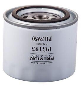 Engine Oil Filter-Standard Life Oil Filter Pronto PO193